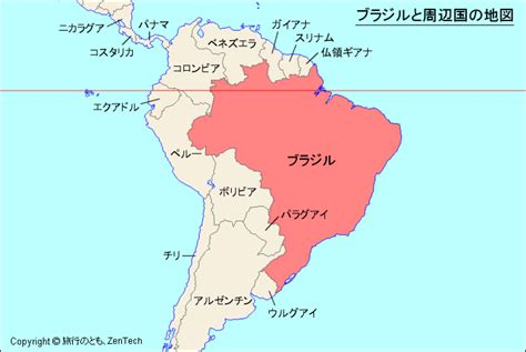 neighboring countries of brazil map uk neighbouring countries