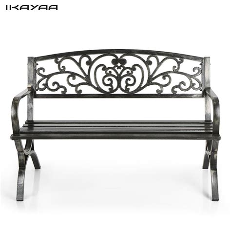cheap metal benches online get cheap antique metal bench aliexpress com