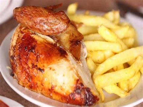 cuarto de pollo al horno cuarto de pollo a las brasas nuestro horno