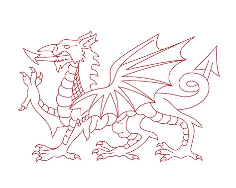 tattoo embroidery designs redwork outline machine embroidery design by