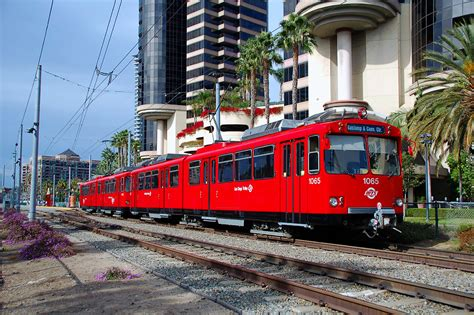 San Diego Light Rail by California Light Rail Battle What City Has The Best Transit Trolley City Vs City Page