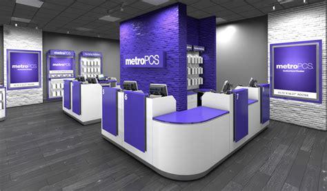 metropcs cellphone accessories shop design custom