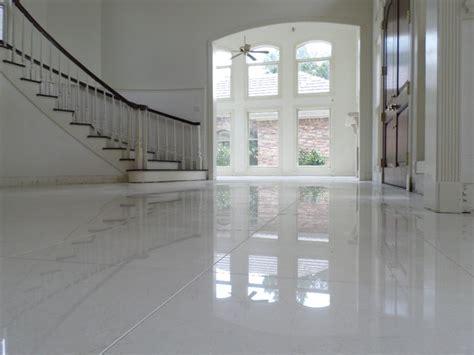 Porcelain Floor Tiles For Living Room by Polished Porcelain 24 Quot X24 Quot Tile With A 1 8 Quot Grout Line