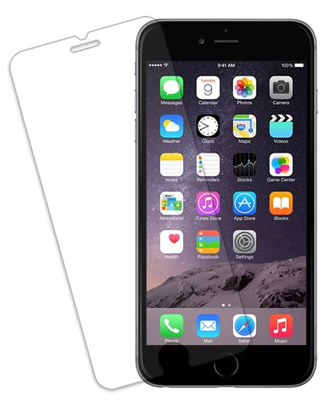 tempered glass screen protector  iphone  pg