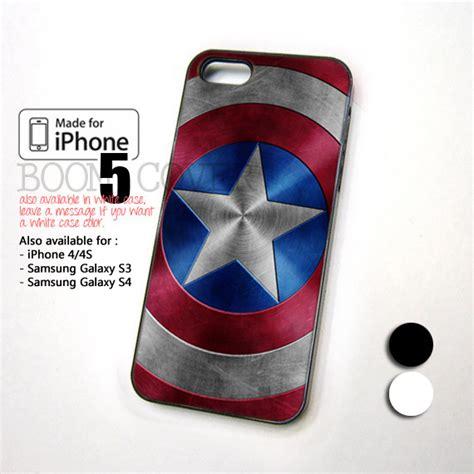 Casing Hp Iphone 4 4s Captain America Custom Hardcase Cover captain america shield for iphone 5 iphone 4 4s ipod 4