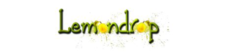 lemon drop png lemondrop