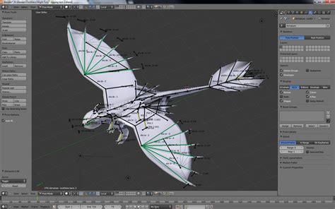 blender 3d rigging tutorial toothless blender rig by mikilake92 on deviantart