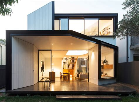 design milk houses unfurled house by christopher polly architect design milk