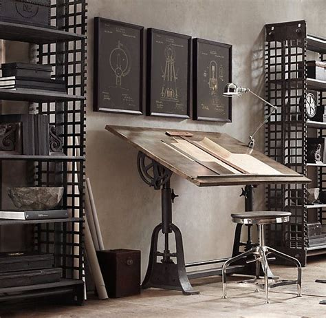 Restoration Hardware Drafting Table The World S Catalog Of Ideas