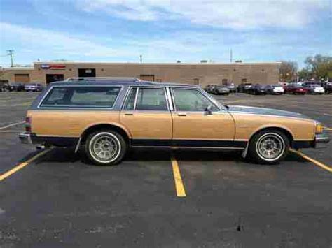 how petrol cars work 1984 buick electra engine control sell used 1984 buick electra estate wagon wagon 4 door 5 0l original owner in sterling heights