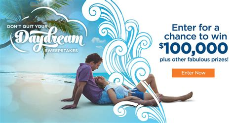 wyndham don t quit your daydream sweepstakes - Wyndham Sweepstakes
