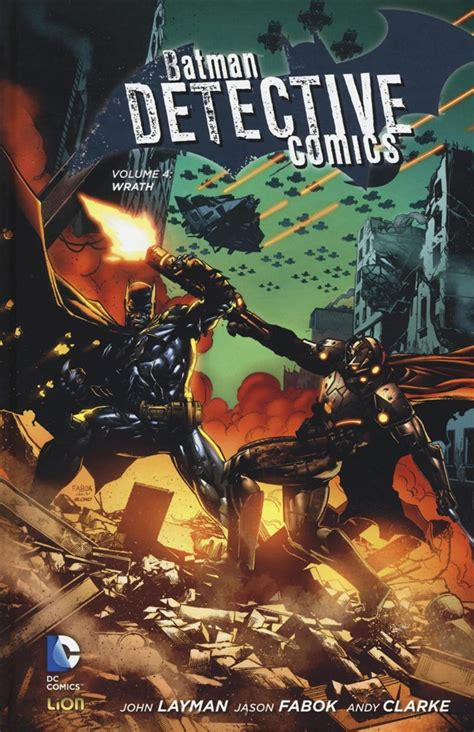 libro detective comics tp vol libro wrath batman detective comics vol 4 di j lafeltrinelli