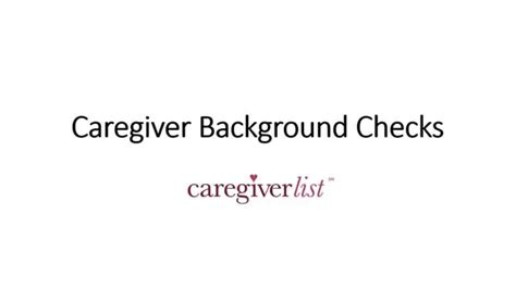What Is A Caregiver Background Check Maxresdefault Jpg