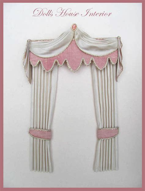 how to make dolls house curtains how to make dolls house curtains 28 images miniature