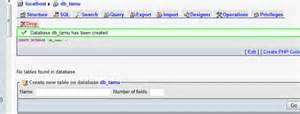 tutorial membuat trigger di mysql tutorial membuat tabel database di mysql