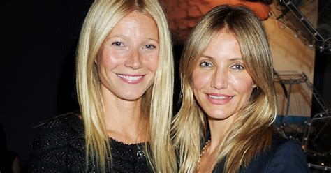 Cameron Diaz Is A Tipsy by Gwyneth Paltrow Says Cameron Diaz Holds For A