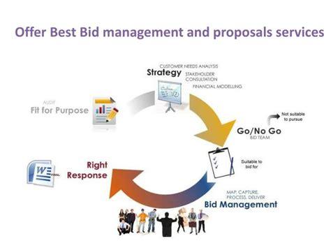 bid and offer ppt offer best bid management and proposals services