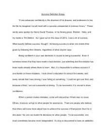 World Essayists And Their Works by Success Definition Essay