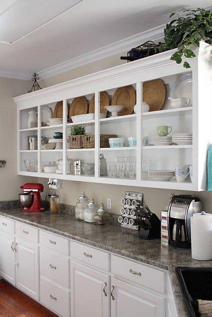 open kitchen cabinet ideas 25 best ideas about open cabinets on pinterest open