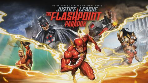 Film Justice League The Flashpoint Paradox En Streaming | guardare justice league the flashpoint paradox film