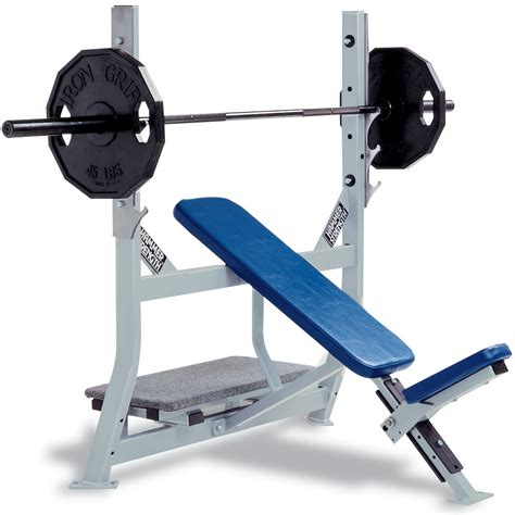 olympic incline bench press benches and racks fittr ie