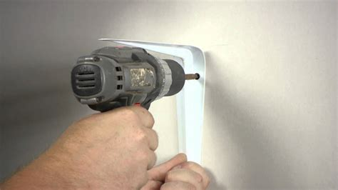 How To Hang A Heavy Shelf by How To Install A Heavy Shelf With Brackets To Drywall