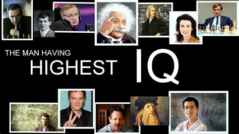 Who The World highest iq in the world 2017