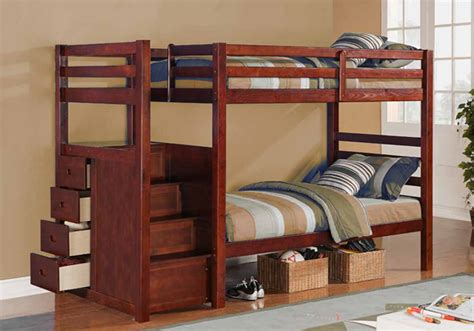twin beds for teens youth kids teens bedroom twin over twin bunk bed stairway