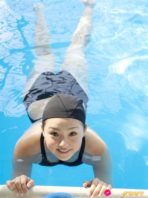 Ai Shinozaki Asian With Big Melons Loves All Kind Of Sports