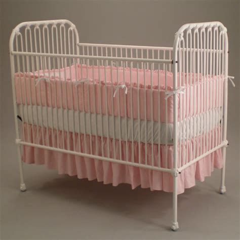 Baby Furniture Bedding Antique Beauty Iron Crib Vintage Cribs For Babies
