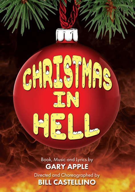 christmas  hell yorktheatrecompany