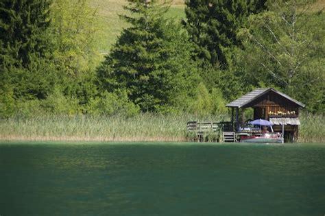 Einsame Hütte Am See Mieten by Ferienwohnung Weissensee Ferienhaus Urlaub Unterkunft