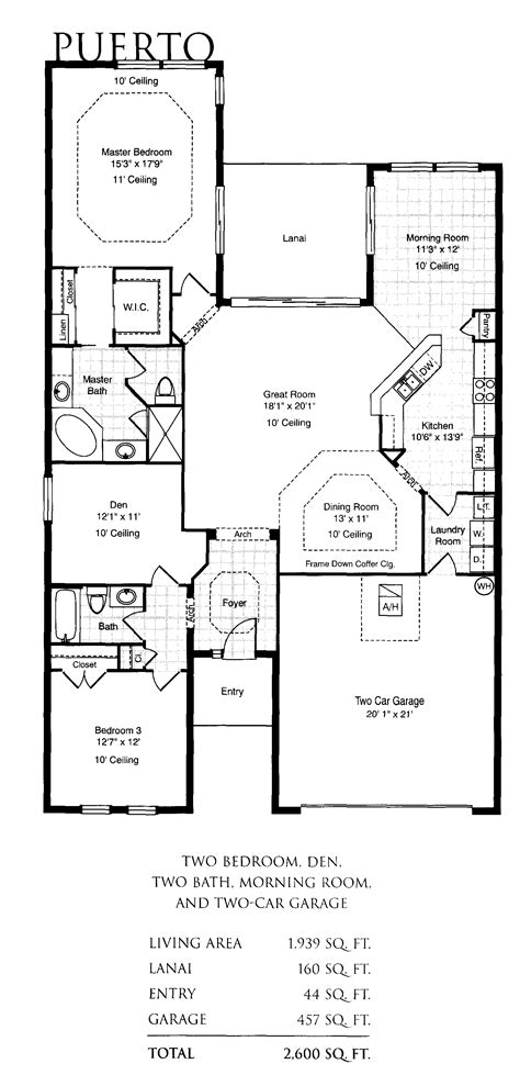 single family homes floor plans delasol floor plans naples single family homes