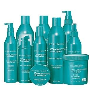 how to care for wave nouveau hair softsheen carson professional haircare styling products