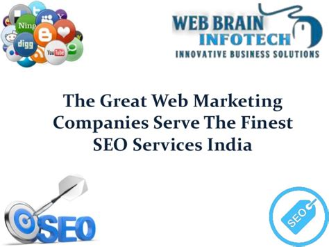 Seo Marketing Company 1 by The Great Web Marketing Companies Serve The Finest Seo