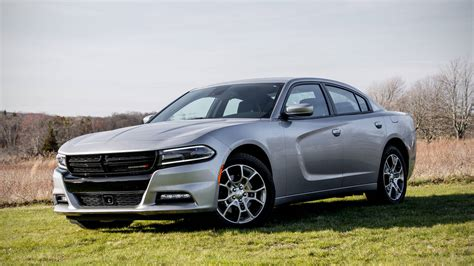 2016 Dodge Charger V6 SXT Rallye review with price