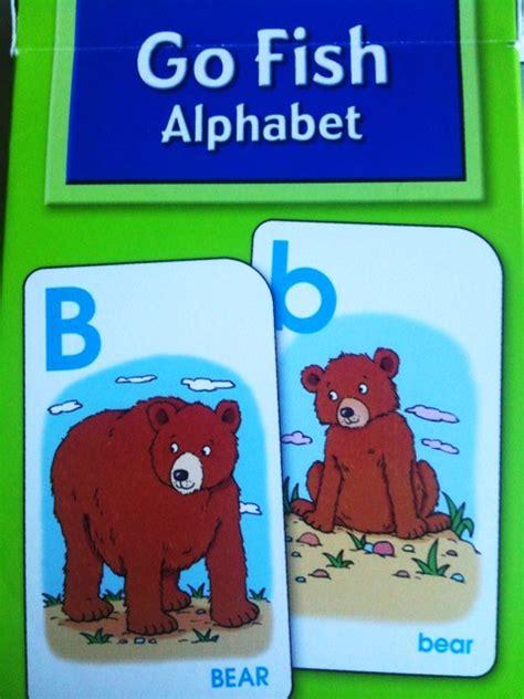 Mainan Edukasi School Zone Go Fish Alphabet Flash Cards 56 Cards psychic development with cards melanie the medium