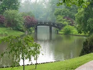 panoramio photo of japanese garden in missouri botanical