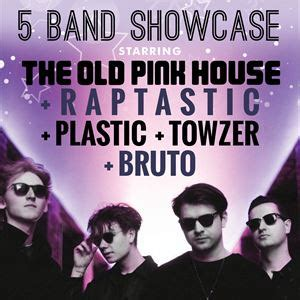 old pink house 5 band showcase the old pink house more ku bar tickets 5 band showcase the old
