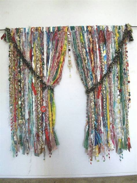 bohemian curtains gypsy curtain my style pinterest