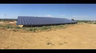 Hangar Photovoltaique Agricole by Hangar Photovoltaique Agricole Dans L H 233 Rault 232 Ge