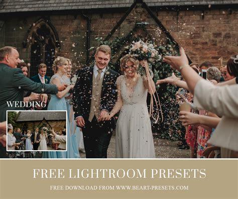Wedding Lightroom Presets by Free Lightroom Presets