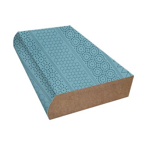 bullnose countertop edge bullnose edge formica countertop trim aqua dotscreen