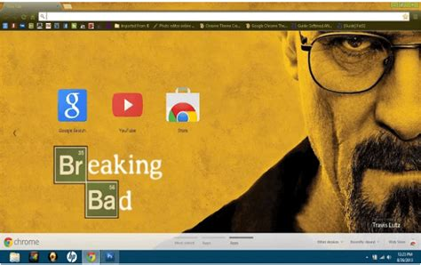 Theme Google Chrome Breaking Bad | best google chrome themes page 2 digital trends