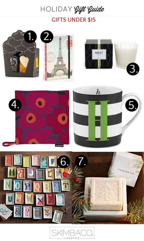 christmas exchange undee 15 gift guide gifts stuffers for 15 skimbaco lifestyle magazine