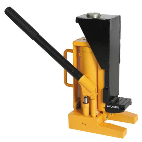 machinery toe jack tb series ttc lifting