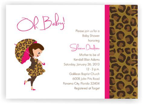 Custom Printed Baby Shower Invitations by Custom Baby Shower Invitations For Theruntime