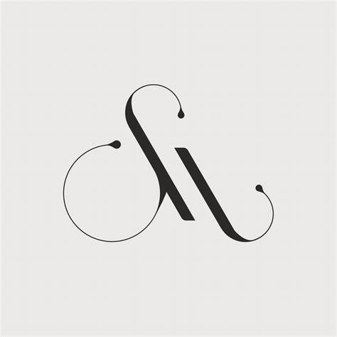 design mark definition sm monogram for studio muir identity by hope meng design