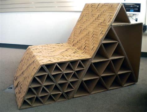Cardboard Chair Designs by Cardboard Chair Danni Design