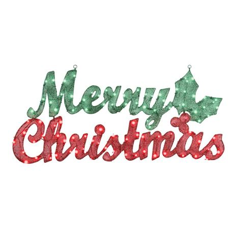 large merry christmas signs outdoors 24 best merry lighted sign images on lights rope